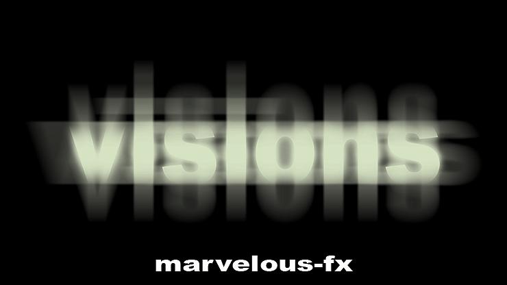 Visions - magic