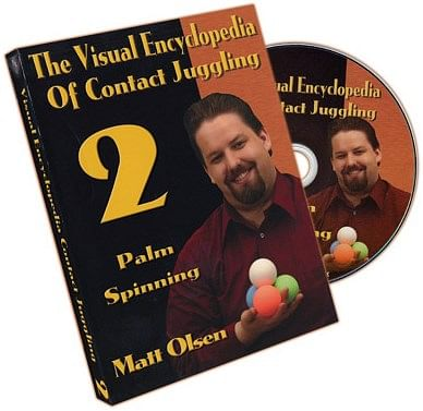 Visual Encyclopedia of Contact Juggling #2 - magic