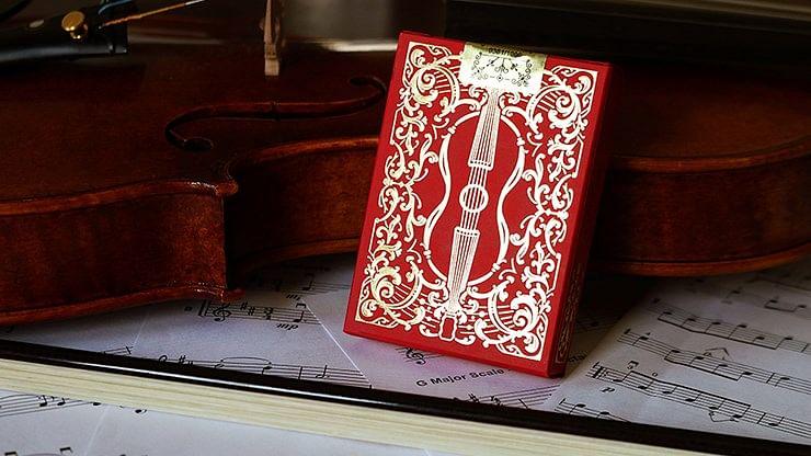 Vivaldi Playing Cards