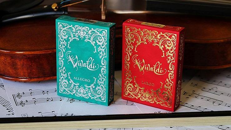 Vivaldi Playing Cards - magic
