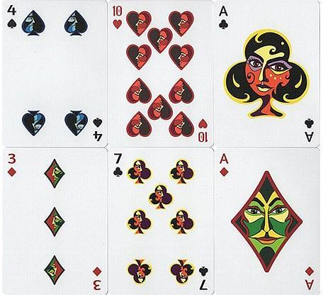 VIZAGO Lumina Playing Cards