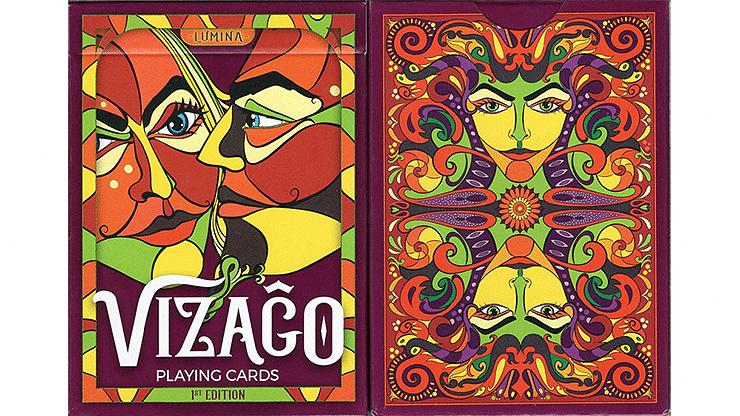 VIZAGO Lumina Playing Cards - magic