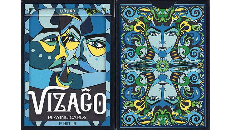 VIZAGO Lumino Playing Cards - magic