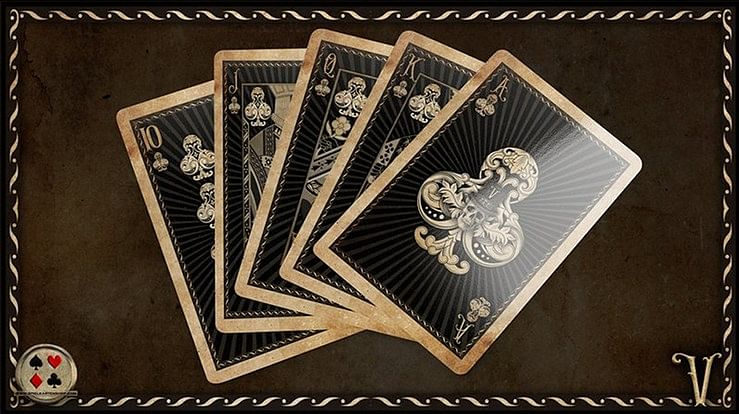 Voodoo Playing Cards