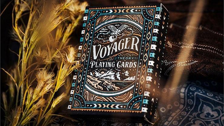 Voyager Playing Cards - magic