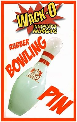 Wack-O Bowling Pin Production - magic