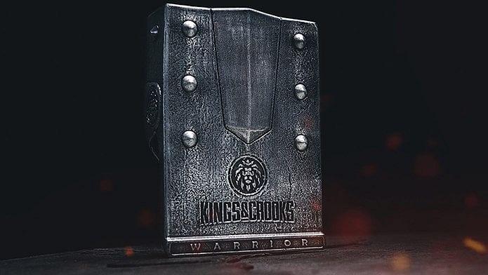 Warrior Card Armour