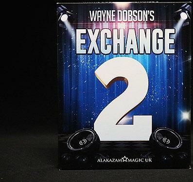 Wayne's Exchange 2 - magic