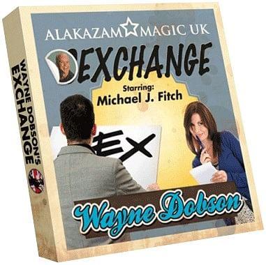 Wayne's Exchange - magic