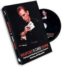 Weapons of the Card Shark Volume 1 - magic