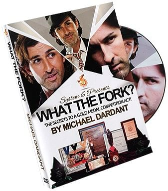What The Fork - magic