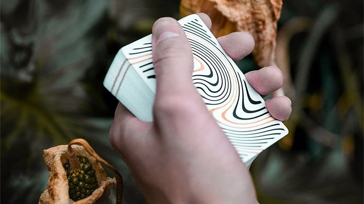Whirl Playing Cards