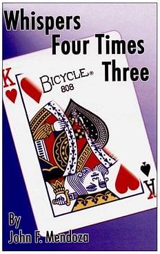 Whispers Four Times Three - magic