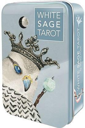 White Sage Tarot Cards - magic