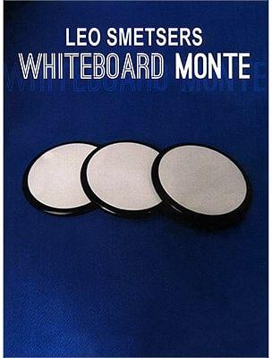Whiteboard Monte - magic