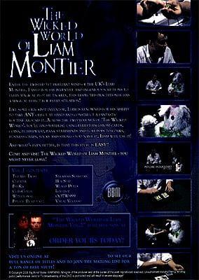Wicked World Of Liam Montier Vol 1