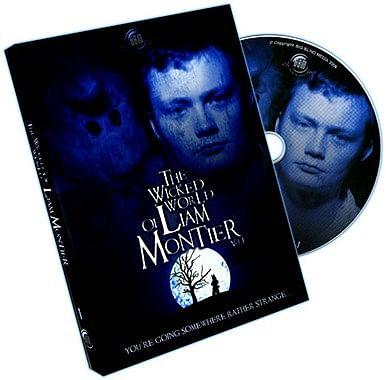 Wicked World Of Liam Montier Vol 1 - magic