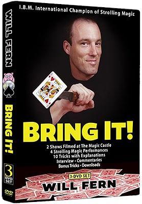 Will Fern: Bring It! - Black Rabbit Series Issue #6 - magic