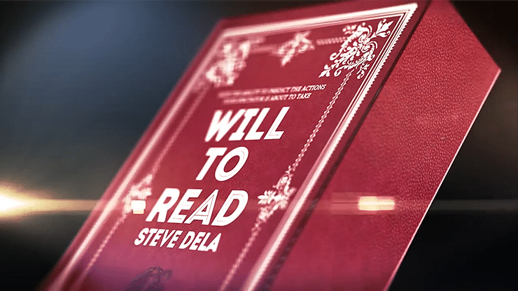 Will to Read - magic