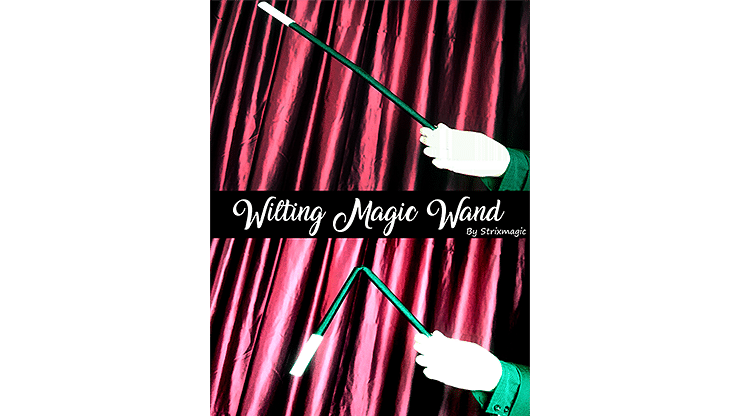 Wilting Magic Wand - magic