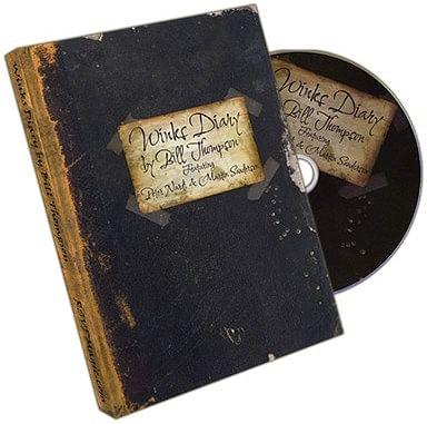 Winks Diary - magic
