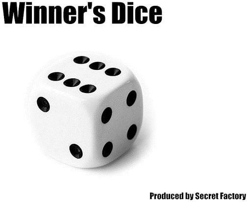 Winners Dice - magic