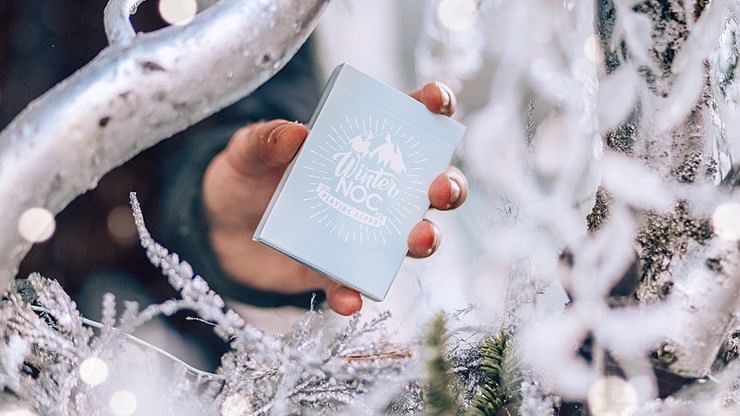 Winter NOC Playing Cards - magic
