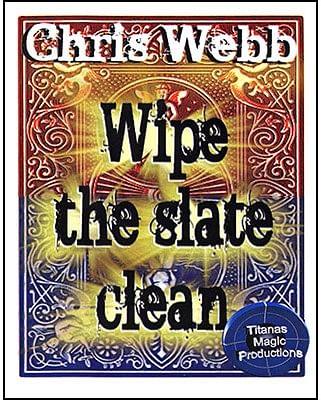 Wipe The Slate Clean - magic