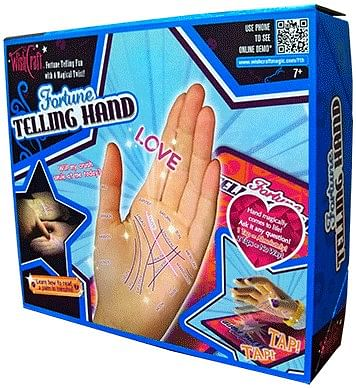 Wishcraft Fortune telling Hand - magic