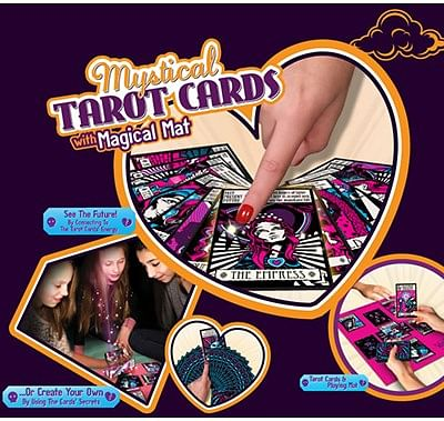 Wishcraft Tarot Cardsby Fantasma Magic