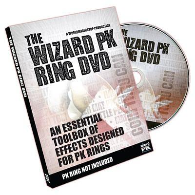 Wizard PK Ring DVD - magic
