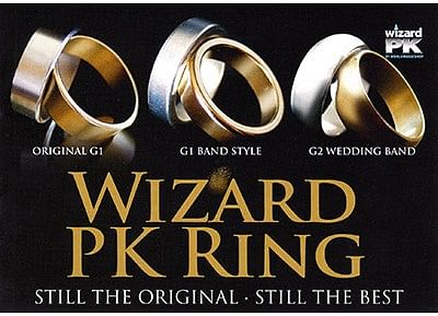 Wizard PK Ring G2 (CURVED - magic