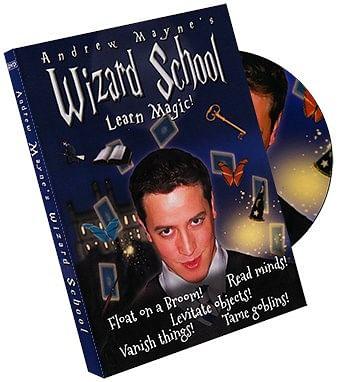 Wizard School - magic