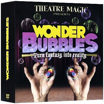 Wonder Bubble - magic