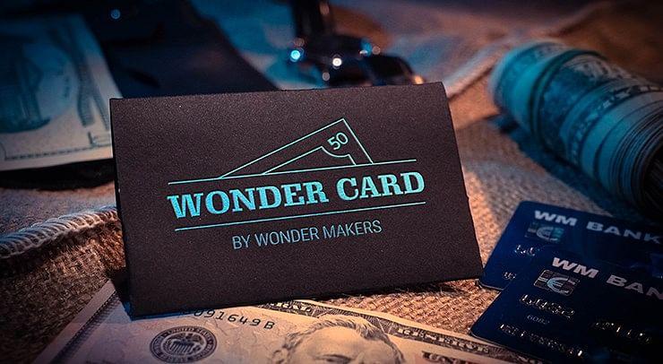 Wonder Card - magic