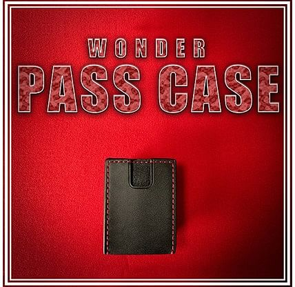 Wonder Pass Case