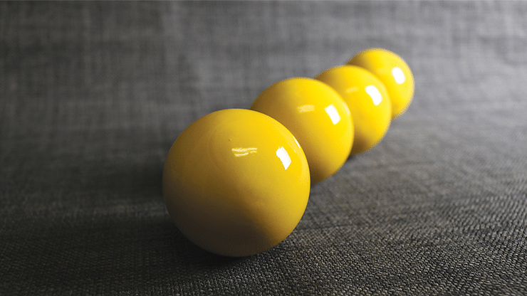 Wooden Billiard Balls