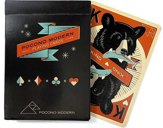 Woodland Playing Cards