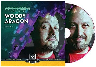 Woody Aragon Live Lecture DVD - magic