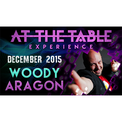 Woody Aragon Live Lecture - magic