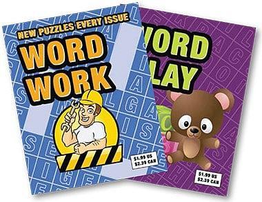 Word Work - magic