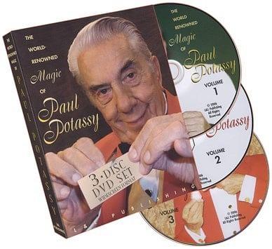 World Renowned Magic of Paul Potassy - magic