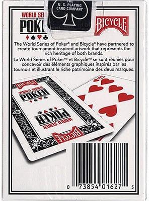 World Series of Poker Cards (6 Decks)