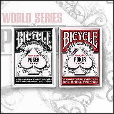 World Series of Poker Cards (6 Decks) - magic