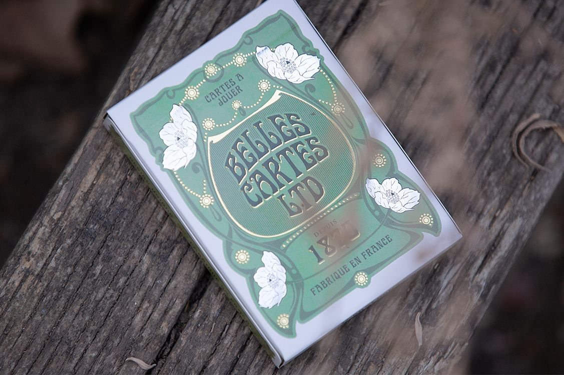 World Tour: France Playing Cards - magic