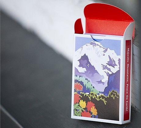 World Tour Deck - Switzerland
