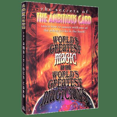 World's Greatest Magic - Ambitious Card - magic