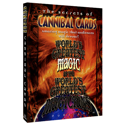 World's Greatest Magic - Cannibal Cards - magic