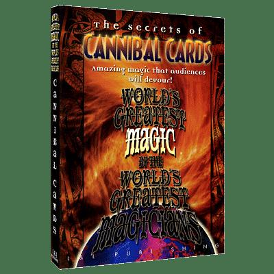 World's Greatest Magic - Cannibal Cards - magic
