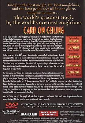 World's Greatest Magic - Card On Ceiling
